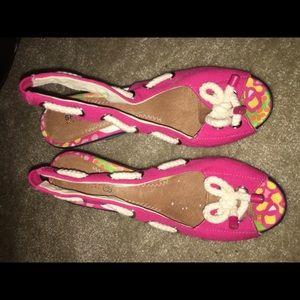 Sperry heels